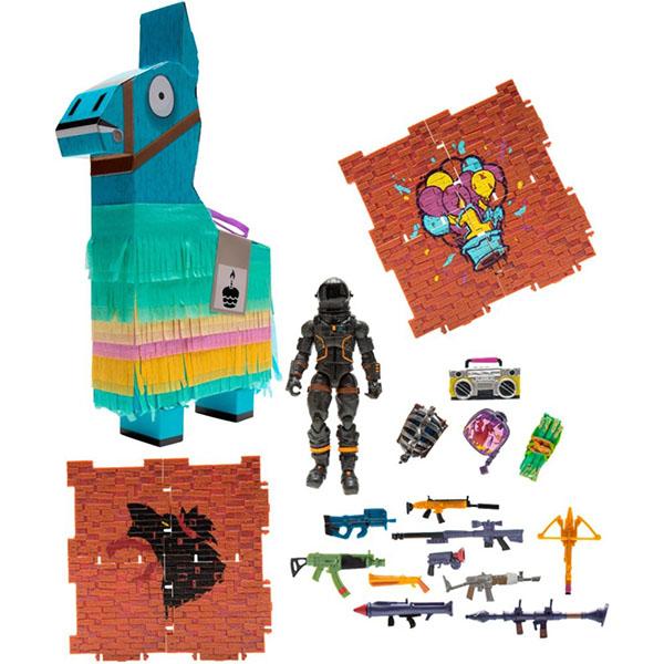 Купить Fortnite FNT0215 Лама-пиньята с аксессуарами 2 волна, Игровые наборы и фигурки для детей Fortnite