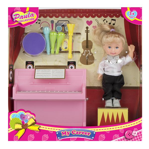 Купить Paula MC23048c Игровой набор Я - профессионал учитель музыки, Игровые наборы Paula