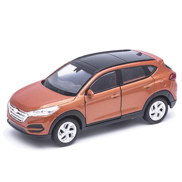 Купить Welly 43718 Велли Модель машины 1:34-39 Hyundai Tucson, Игрушечные машинки и техника Welly