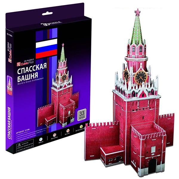 3D пазлы Cubic Fun - 3D пазлы, артикул:38492
