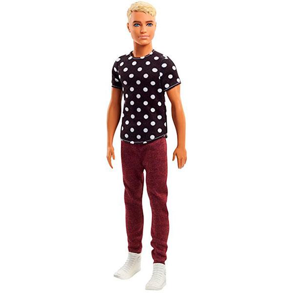 """Mattel Barbie FJF72 Kен """"Игра с модой"""", Кукла Mattel Barbie  - купить со скидкой"""