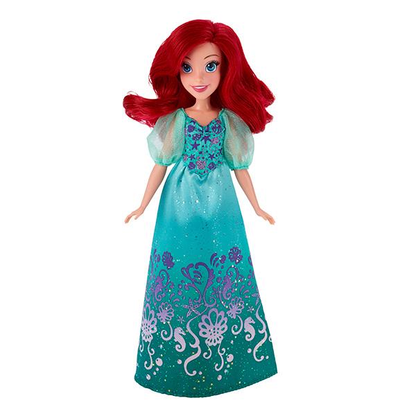 Купить Hasbro Disney Princess B5285 Классическая модная кукла Ариэль, Кукла Hasbro Disney Princess