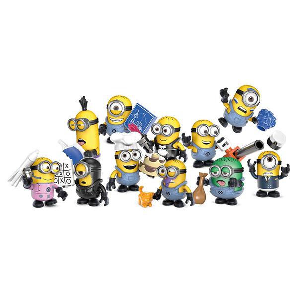 Фигурка Mattel Mega Bloks - Фигурки, артикул:148289