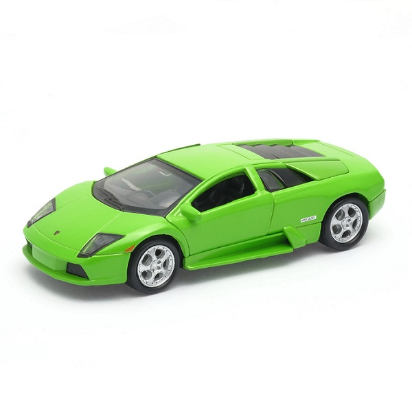 Купить Welly 42317 Велли Модель машины 1:34-39 LAMBORGHINI MURCIELAGO, Машинка инерционная Welly