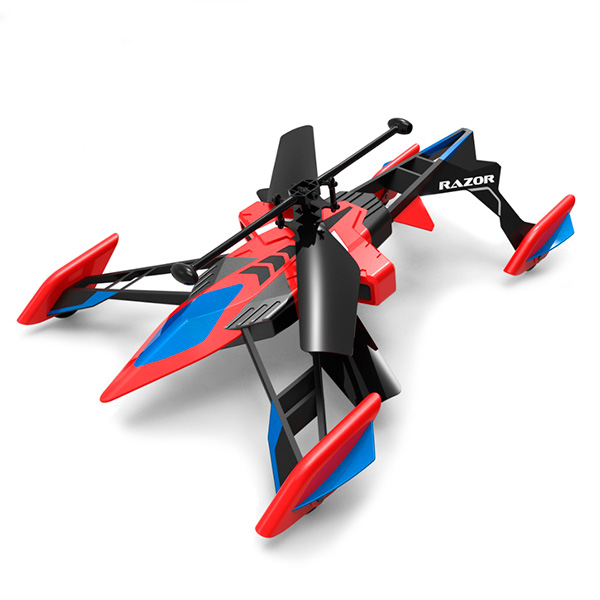 Airhogs 44587 Эйрхогс Вертолёт-лезвие (ездит и летает) (в ассортименте), арт:140919 - Летательные аппараты, Транспорт