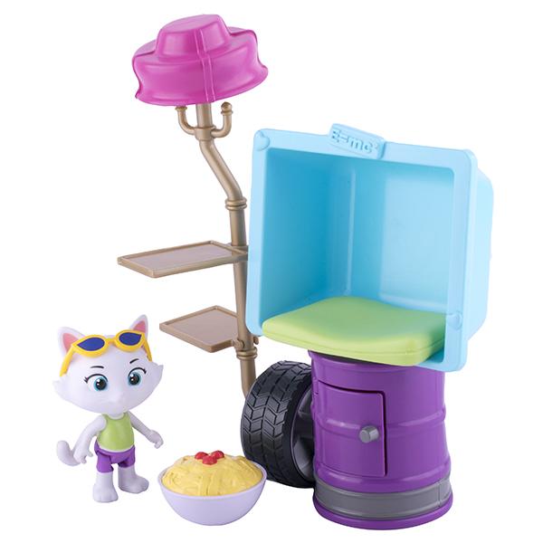 Игровые наборы и фигурки для детей Toy Plus 44 Котёнка 34132 Игровой набор с фигуркой Миледи и аксессуарами фото
