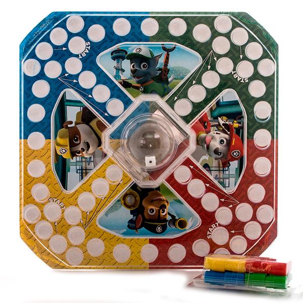 Paw Patrol 6028799 Щенячий патруль Настольная игра с кубиком и фишками, арт:137266 - Игры для детей, Настольные игры