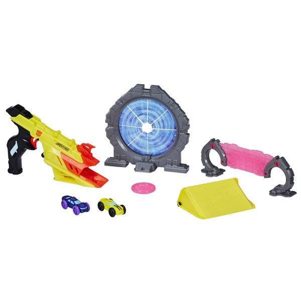 Купить Hasbro Nerf E0892 Игровой набор НИТРО Трансформер Бамблби, Игровые наборы и фигурки для детей Hasbro Nerf