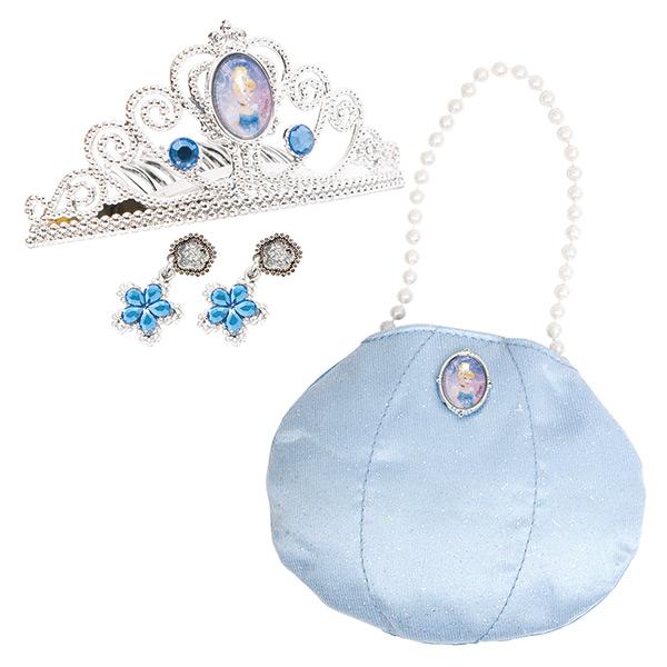 Принцессы 82413 Набор украшений Золушка с сумочкой