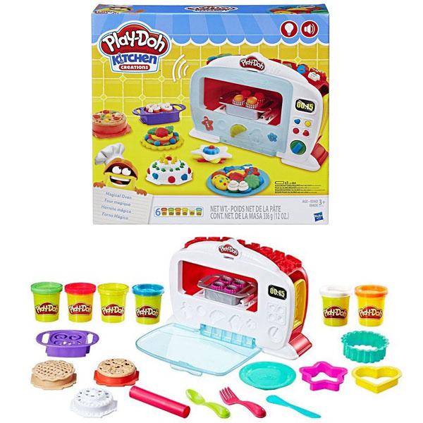 Купить Hasbro Play-Doh B9740 Игровой набор Чудо-печь , Игровые наборы Hasbro Play-Doh