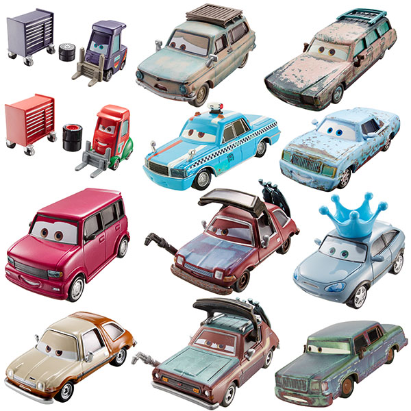 Машинка Mattel Cars - Машинки из мультфильмов, артикул:146963