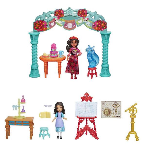 Купить Hasbro Disney Princess C0383 Игровой набор для маленьких кукол Елена - принцесса Авалора, Кукла Hasbro Disney Princess