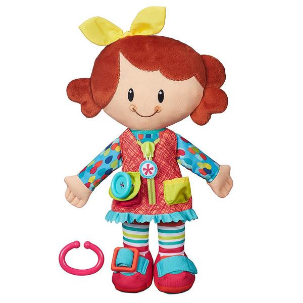 Купить Hasbro Playskool B1651 Возьми с собой Одень друга (в ассортименте), Развивающие игрушки для малышей Hasbro Playskool