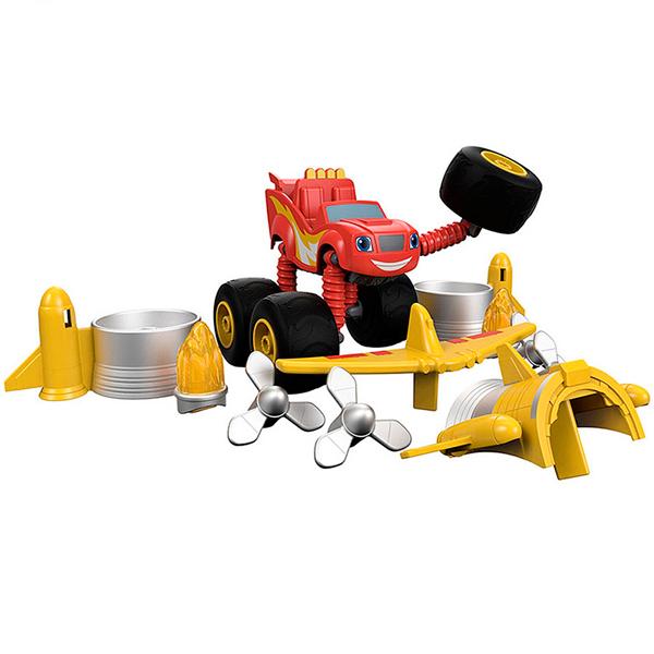 Игрушечные машинки и техника Mattel Blaze - Машинки из мультфильмов, артикул:150165