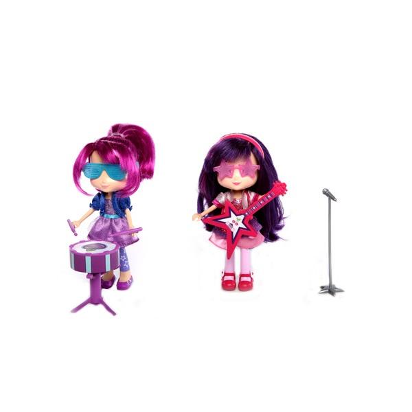 Купить Strawberry Shortcake 12243 Шарлотта Земляничка Кукла 15 см с муз. инструментом (в ассортименте), Кукла Strawberry Shortcake