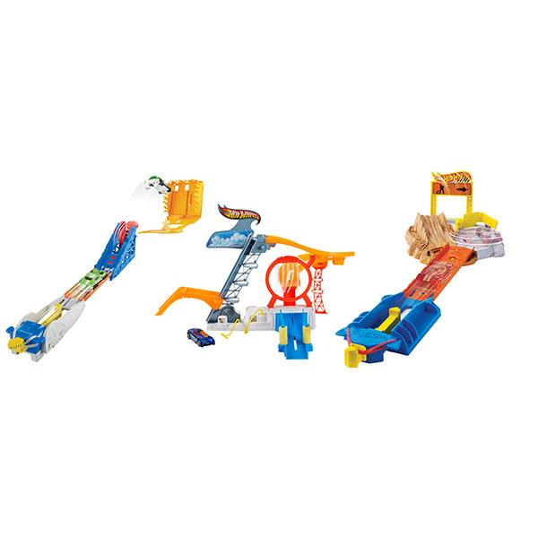 Купить Mattel Hot Wheels CKJ08 Хот Вилс Карманные трассы, Игровой набор Mattel Hot Wheels