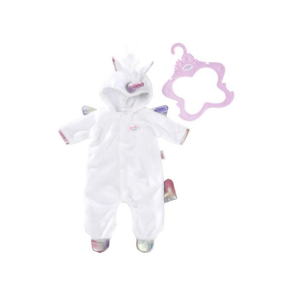 Купить Zapf Creation Baby born 824-955 Бэби Борн Теплый комбинезончик Единорог , Одежда для куклы Zapf Creation