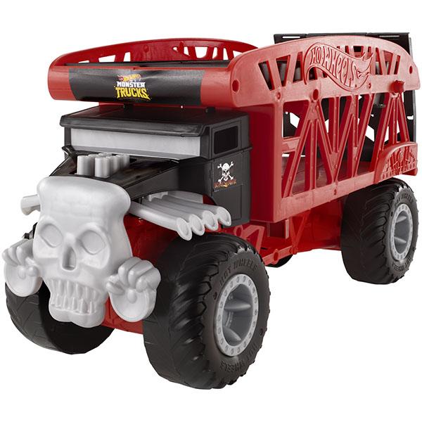 Игрушечные машинки и техника Mattel Hot Wheels FYK13 Хот Вилс МОНСТР ТРАК ТЯГАЧ фото