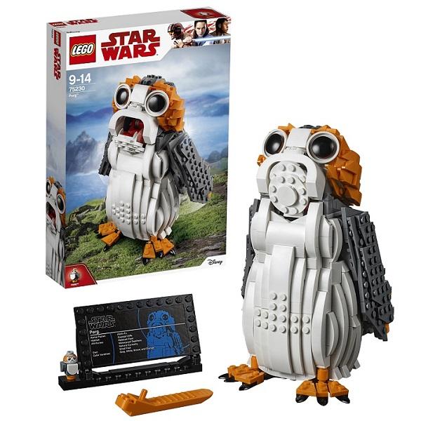Купить Lego Star Wars 75230 Конструктор Лего Звездные Войны Порг, Конструкторы LEGO