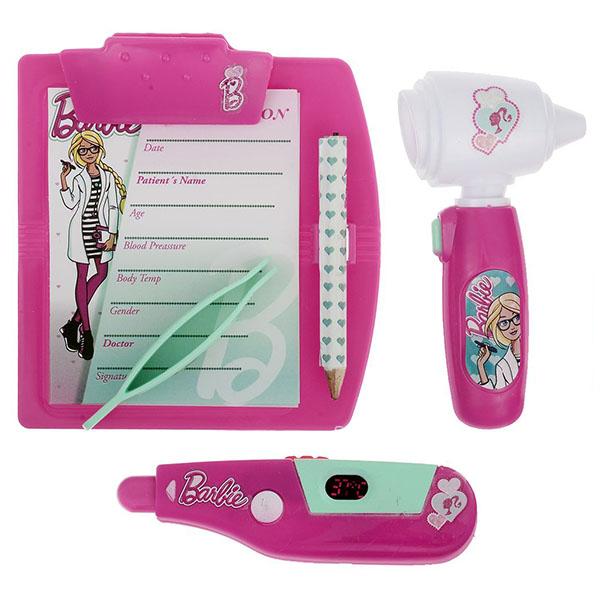 Купить Corpa D121B Игровой набор юного доктора Barbie на блистере, Игровой набор Copra