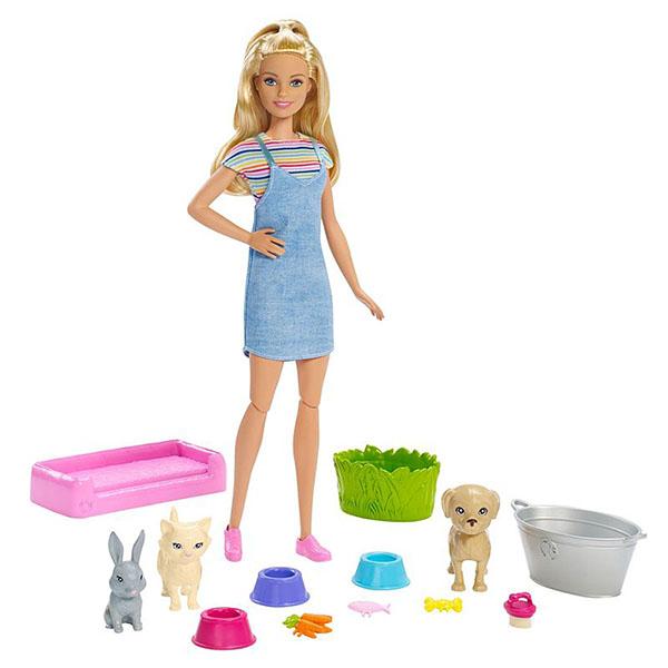 Купить Mattel Barbie FXH11 Барби Игровой набор Кукла и домашние питомцы , Куклы и пупсы Mattel Barbie