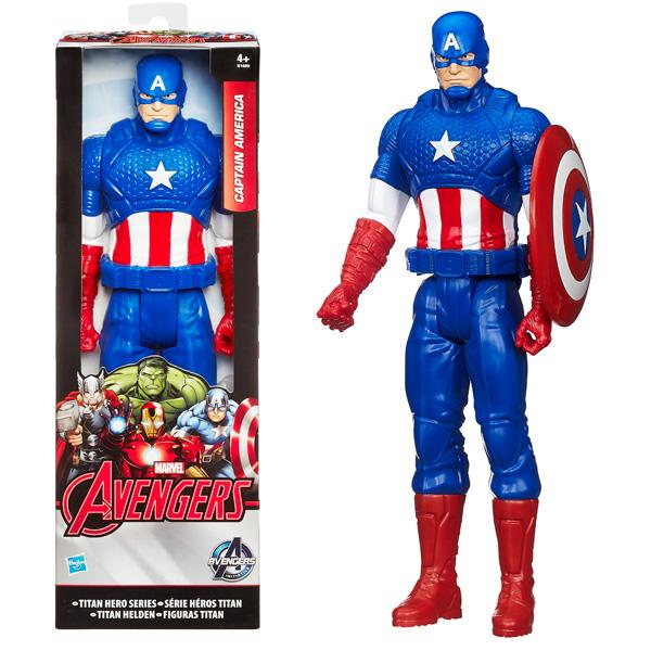Hasbro Avengers B0434 Титаны: Фигурки Мстителей (в ассортименте), арт:133127 - Супергерои, Игровые наборы