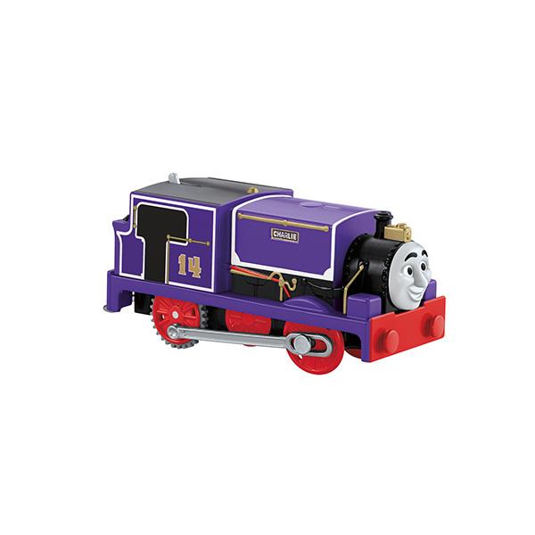 Купить Mattel Thomas & Friends CKW30 Томас и друзья Паровозик Чарли с автоматическим механизмом, Игровой набор Mattel Thomas & Friends