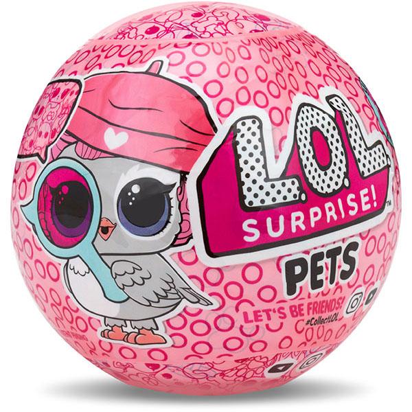 L.O.L. Surprise 552093 Питомцы Декодер - Игровые наборы