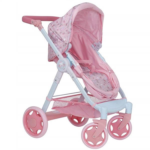 Купить Zapf Creation Baby Annabell 1423556 Коляска многофункциональная (стульчик, качели, кресло), Коляски для кукол Zapf Creation