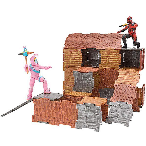 Игровые наборы и фигурки для детей Fortnite Fortnite FNT0115 Набор фигурок Rabbit Raider & Vertex с аксессуарами по цене 5 299