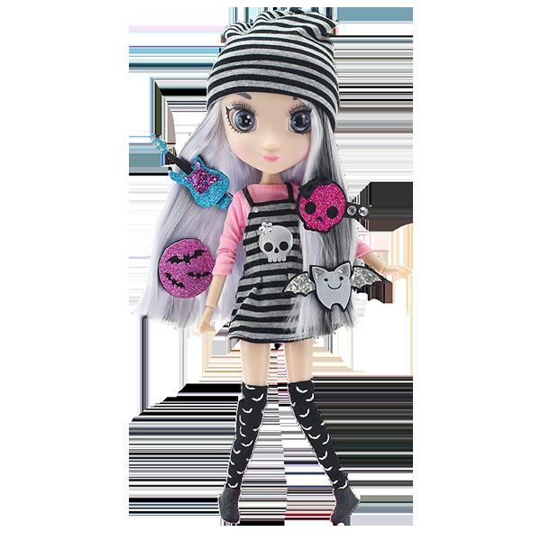 Купить Shibajuku Girls HUN6620 Кукла Йоко, 33 см, Куклы и пупсы Shibajuku GIRLS