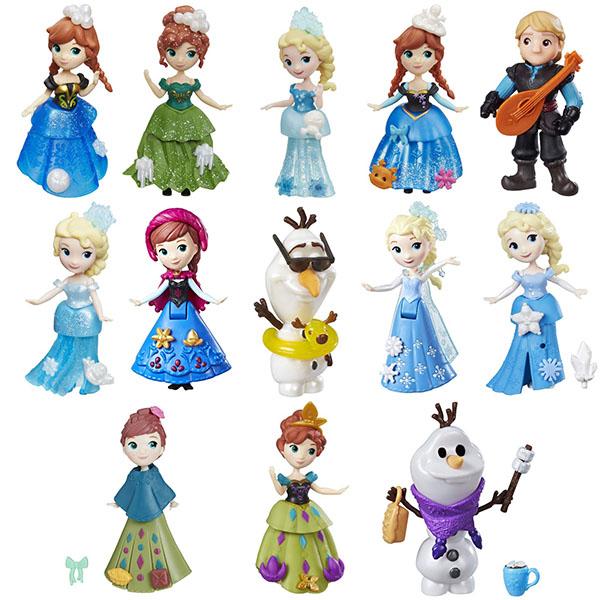 Купить Hasbro Disney Princess C1096 Маленькие куклы Холодное сердце (в ассортименте), Кукла Hasbro Disney Princess
