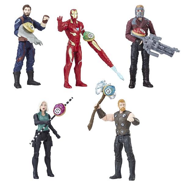 Купить Hasbro Avengers E0605 Мстители с камнем, Игровые наборы и фигурки для детей Hasbro Avengers