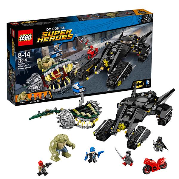 Конструктор LEGO - Супер Герои, артикул:139842
