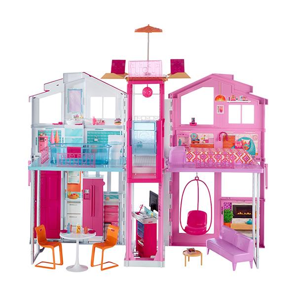Кукольный домик Mattel Barbie - Домики и замки, артикул:143545