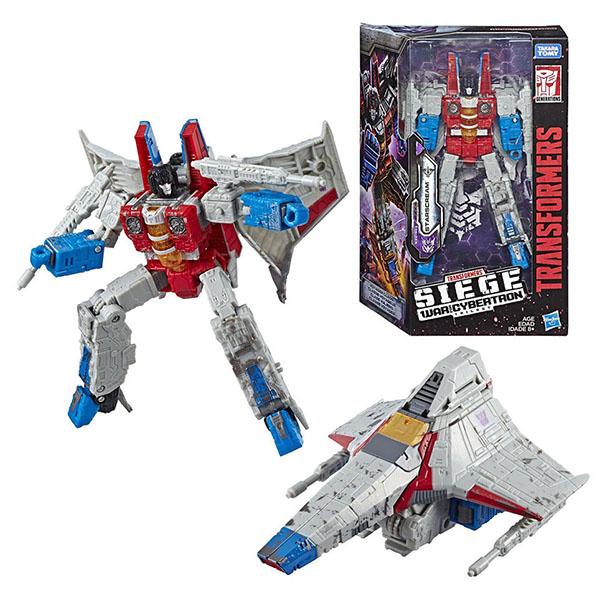 Купить Hasbro Transformers E3418/E3544 Трансформеры КЛАСС ВОЯДЖЕРЫ Старскрим, Игрушечные роботы и трансформеры Hasbro Transformers
