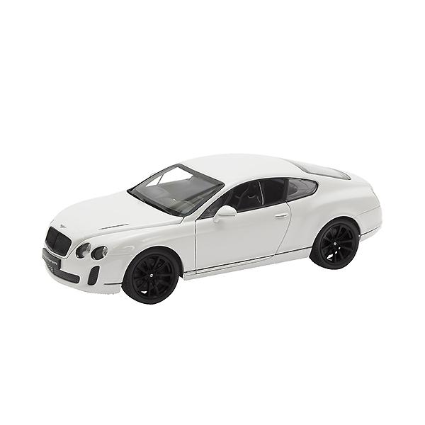 Машинка инерционная Welly Welly 43623 Велли Модель машины 1:34-39 Bentley Continental Supersports по цене 339