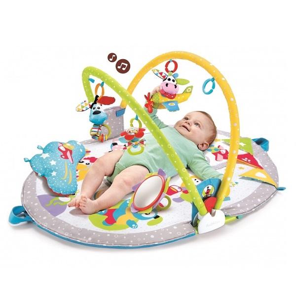 Напольные игры и коврики Yookidoo