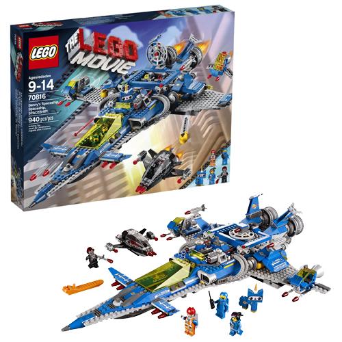 Lego Movie 70816 Лего Фильм Космический корабль Бенни