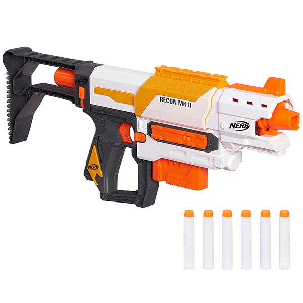 Купить Hasbro Nerf B4616 Нерф Модулус Рекон (бластер), Игрушечное оружие Hasbro Nerf
