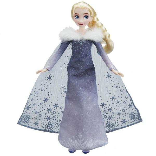 Hasbro Disney Princess C2539 Кукла Холодное Сердце Поющая Эльза - Куклы и аксессуары