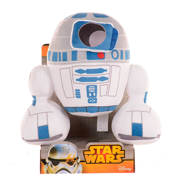 Disney Star Wars 1400611 Дисней Звездные Войны R2-D2, 17 см