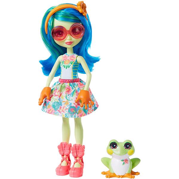 Купить Mattel Enchantimals GFN43 Кукла с любимой зверюшкой, Куклы и пупсы Mattel Enchantimals