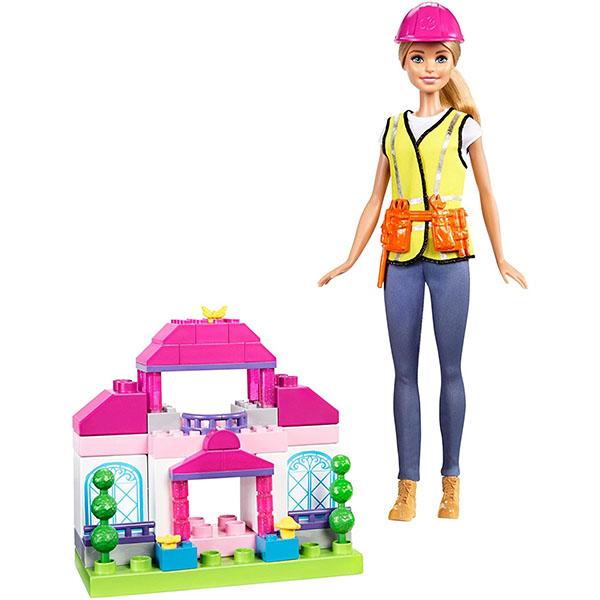 Mattel Barbie FCP76 Игровой набор Строитель, арт:151440 - Barbie, Куклы и аксессуары