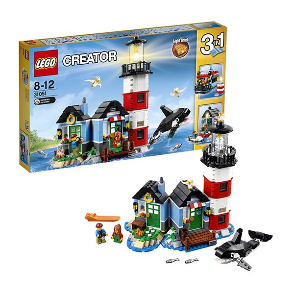 Конструктор LEGO - Криэйтор, артикул:139743
