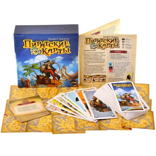 Купить Magellan MAG05264 Настольная игра Пиратские карты, Настольные игры Игры