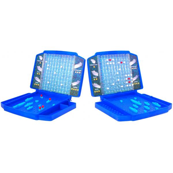 Купить Десятое королевство TD00993 Игра настольная Морской бой 2 , Настольные игры Десятое Королевство