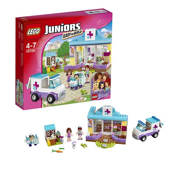 Конструктор LEGO - Джуниорс, артикул:139757