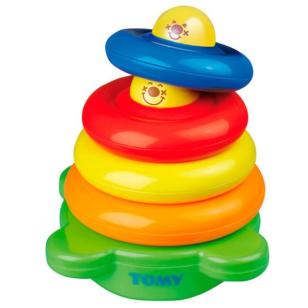 Развивающие игрушки для малышей TOMY PlasticToys от Toy.ru