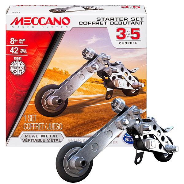 Конструктор Meccano - MECCANO, артикул:109604